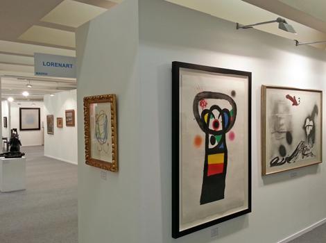 Julio 2014. I Feria Internacional de Arte Contemporáneo de San Sebastián DONOSTIARTEAN