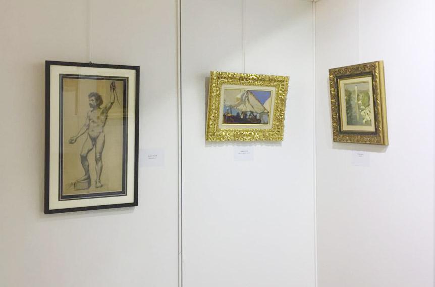 Lorenart es una galería de arte de Madrid con presencia en el mercado español del arte desde finales de los años 80