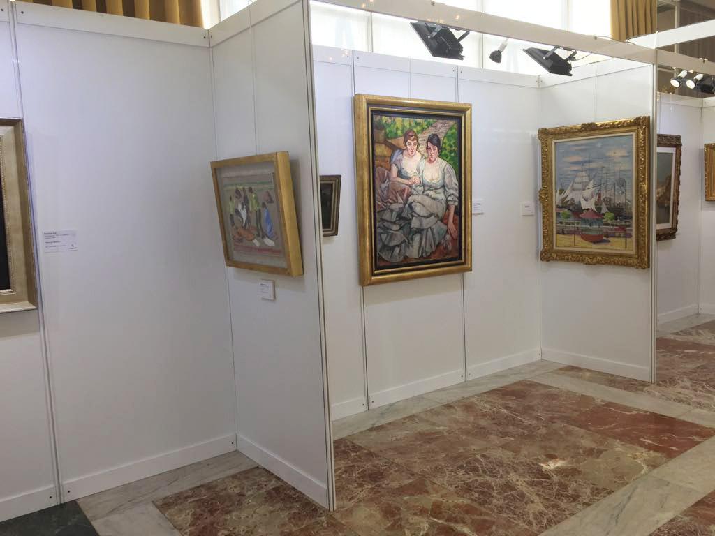 Exposición Arte contemporaneo Galería Lorenart de Madrid