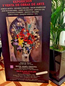 La Galeria Lorenart de Madrid expone en Donostia
