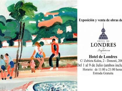 Julio 2021 – Hotel Londres – Donosti